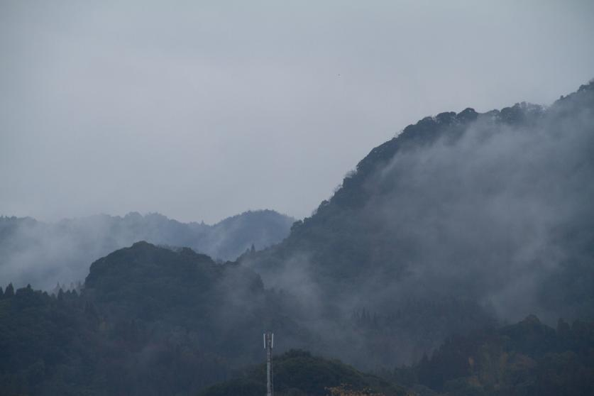 霧島神宮址